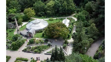 Extraordinaires parcs et jardins botaniques de france - Jardin botanique de l universite de strasbourg ...