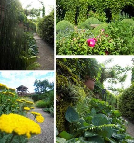 Le Jardin des 5 Sens de Yvoire, source : www.jardin5sens.net/