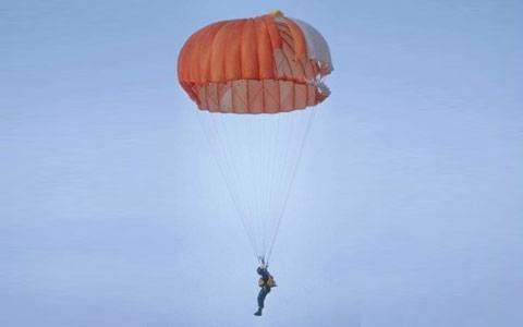 parachutisme histoire