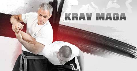 Photo de krav-maga.net représentant Richard Douieb