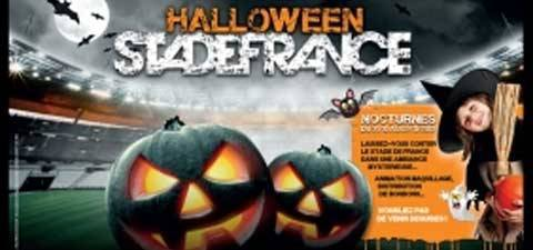 Halloween au stade de France