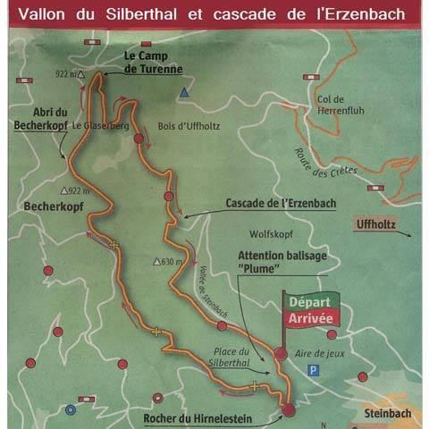 Plan tiré du site www.steinbach68.org