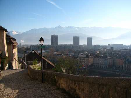 Ville de Grenoble, Source : B. Plessi