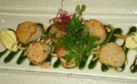 Nouvelle cuisine. Photo du site http://aufulcosa.fr