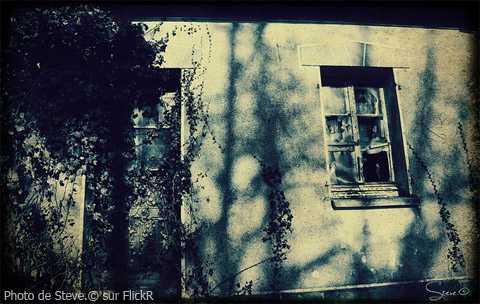 Les maisons hantées de France