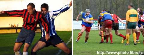 Rugby ou Foot ?
