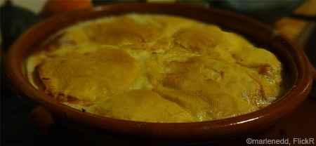 Cuisine traditionnelle : tartiflette