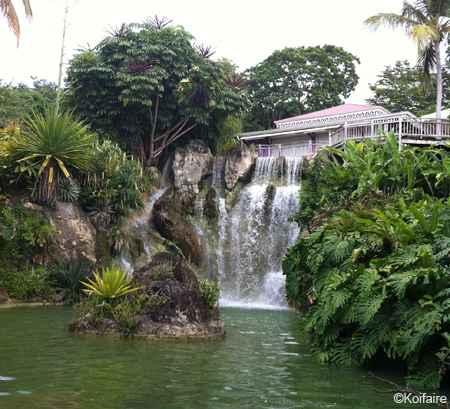 Parc botanique de Deshaies